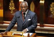Gabon: l'ex-président de l'Assemblée annonce sa candidature