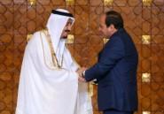 L'Egypte et l'Arabie saoudite créent un fonds d'investissement de 16 milliards de dollars