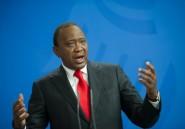 Athlétisme: le président kényan fait de la loi antidopage une priorité