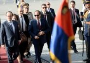 Hollande en Egypte: les droits de l'Homme s'immiscent dans la visite