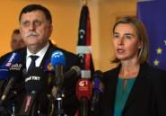 Libye: le Conseil d'Etat prend ses fonctions