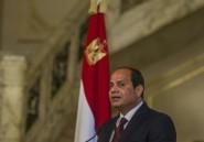 L'Egypte promet la fermeté