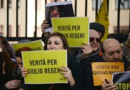 """Etudiant italien tué au Caire: Londres """"déçu"""" par le manque de progrès de l'enquête"""