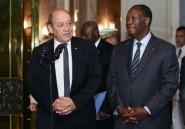 Augmentation de la présence militaire française en Côte d'Ivoire