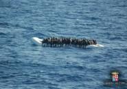Migrants: 84 disparus après un naufrage au large de la Libye