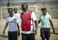 Liberia: l'ex-star du foot George Weah se cramponne