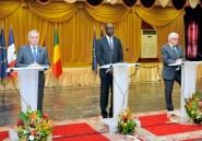 Mali: Ayrault rend hommage aux soldats morts en opération