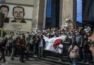 """Egypte: le régime est en """"guerre"""" contre la presse"""