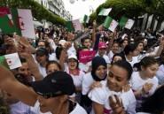 Des centaines de femmes dans les rues d'Alger pour une course inédite