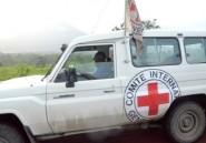 RDC: trois employés de la Croix-rouge internationale enlevés dans l'est libérés