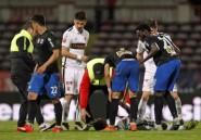 Roumanie: le footballeur Patrick Ekeng souffrait de problèmes cardiaques