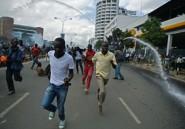 Kenya: la police réprime une manifestation de l'opposition