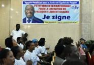 """Côte d'Ivoire: pétition pour """"la libération"""" de Laurent Gbagbo écroué"""