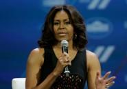 Au Liberia, Michelle Obama invite les jeunes filles