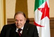 Algérie: première sortie publique en un an du président Bouteflika
