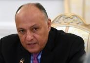 Egypte: le chef de la diplomatie en Israël pour une rare visite