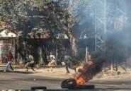 Faible mobilisation pour la grève générale mercredi au Zimbabwe