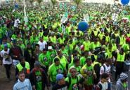 Afrique du Sud: des milliers de manifestants contre le sida en amont d'une conférence internationale
