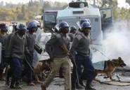 Zimbabwe: arrestation du porte-parole des anciens combattants, critique de Mugabe
