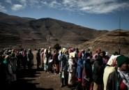 Sécheresse en Afrique australe: aide chiffrée