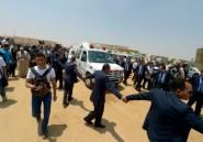 Egypte: honneurs militaires aux funérailles du Nobel de chimie Ahmed Zoweil