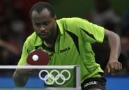 JO-2016/Tennis de table: le Nigérian Aruna premier Africain de l'histoire en quarts
