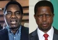 Zambie: la présidentielle, un remake du duel entre Lungu et Hichilema