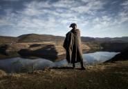 Château d'eau de l'Afrique du Sud, le Lesotho souffre de la sécheresse