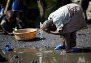 Centrafrique: une épidémie de choléra fait au moins 10 morts