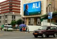 Gabon: démonstration de force du président sortant au lancement de la campagne