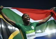 JO-2016/800 m: la Sud-Africaine Caster Semenya championne olympique