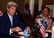 Soudan du Sud: Kerry appelle au déploiement dune force de l'ONU