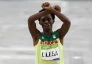 Le marathonien éthiopien ayant protesté aux JO ne sera pas inquiété, promet Addis Abeba