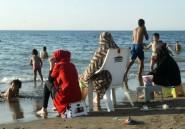 Le burkini ne fait guère de vagues en Afrique du nord