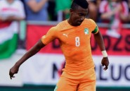 CAN-2017: Salomon Kalou va manquer un match qualificatif de la Côte d'Ivoire