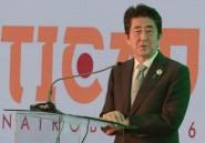 Le Japon s'engage