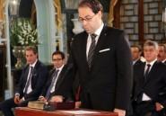 Tunisie: le nouveau gouvernement prête serment