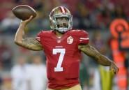 NFL: San Francisco soutient Kaepernick dans la polémique sur l'hymne américain