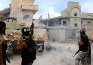 Libye: l'EI pourchassé dans ses derniers carrés