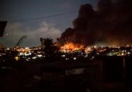 Gabon: le président Bongo déclaré réélu, l'Assemblée en feu