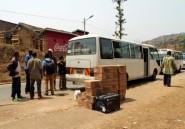 Frontière entre Rwanda et Burundi: les échanges au point mort