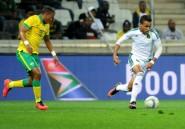 CAN-2017: Mauritanie et Afrique du Sud se neutralisent en qualifications