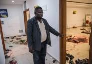Gabon: traces de sang et impacts de balles au siège de Ping dévasté