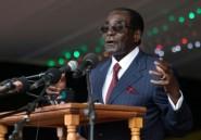 """""""Trop, c'est trop"""", lance Mugabe aux manifestants"""