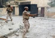 Libye: les jihadistes de l'EI attaqués dans leur dernier réduit