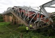 Côte d'Ivoire: affaissement d'un pont ferroviaire au passage d'un train