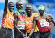 Paralympiques-2016: le Kenya en vedette sur 5000 m T11