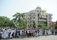Gabon: une marche blanche réunit un millier de personnes après les violences post-électorales
