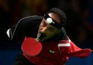 La raquette entre les dents, l'Egyptien Hamadtou dans la légende paralympique