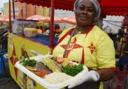 Au festival des grillades d'Abidjan, on déguste des escargots et du zèbre d'Afrique du Sud